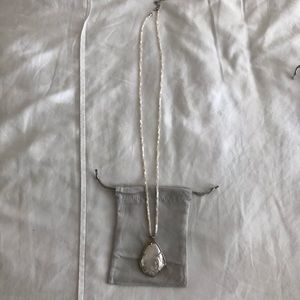 Kendra Scott Beatrix Long Pendant Necklace